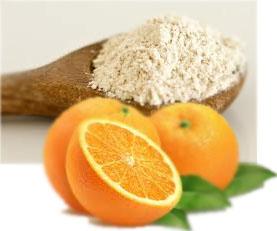 Pastel Borracho de Naranja